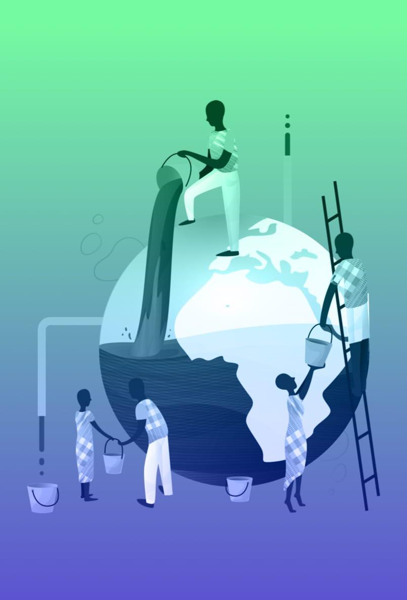 Aqua Africa Website